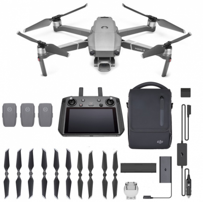 DJI Mavic 2 Pro Smart Controller Fly More Combo kit