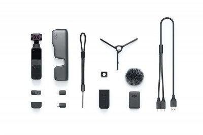 DJI Osmo Pocket 2 Creator Combo (Ön Sipariş)