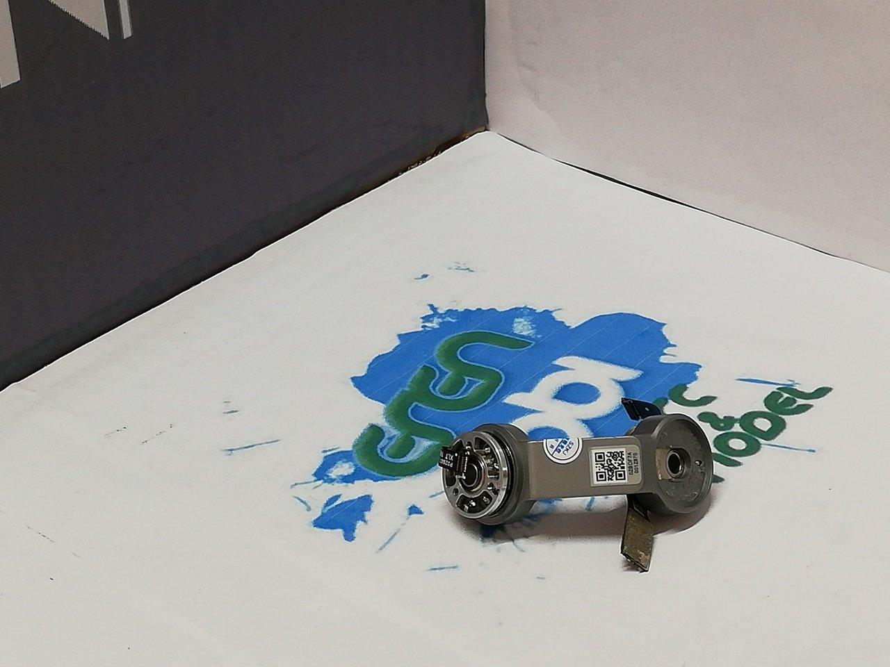 Mavic 2 pro & zoom için yaw kolu ve motorları