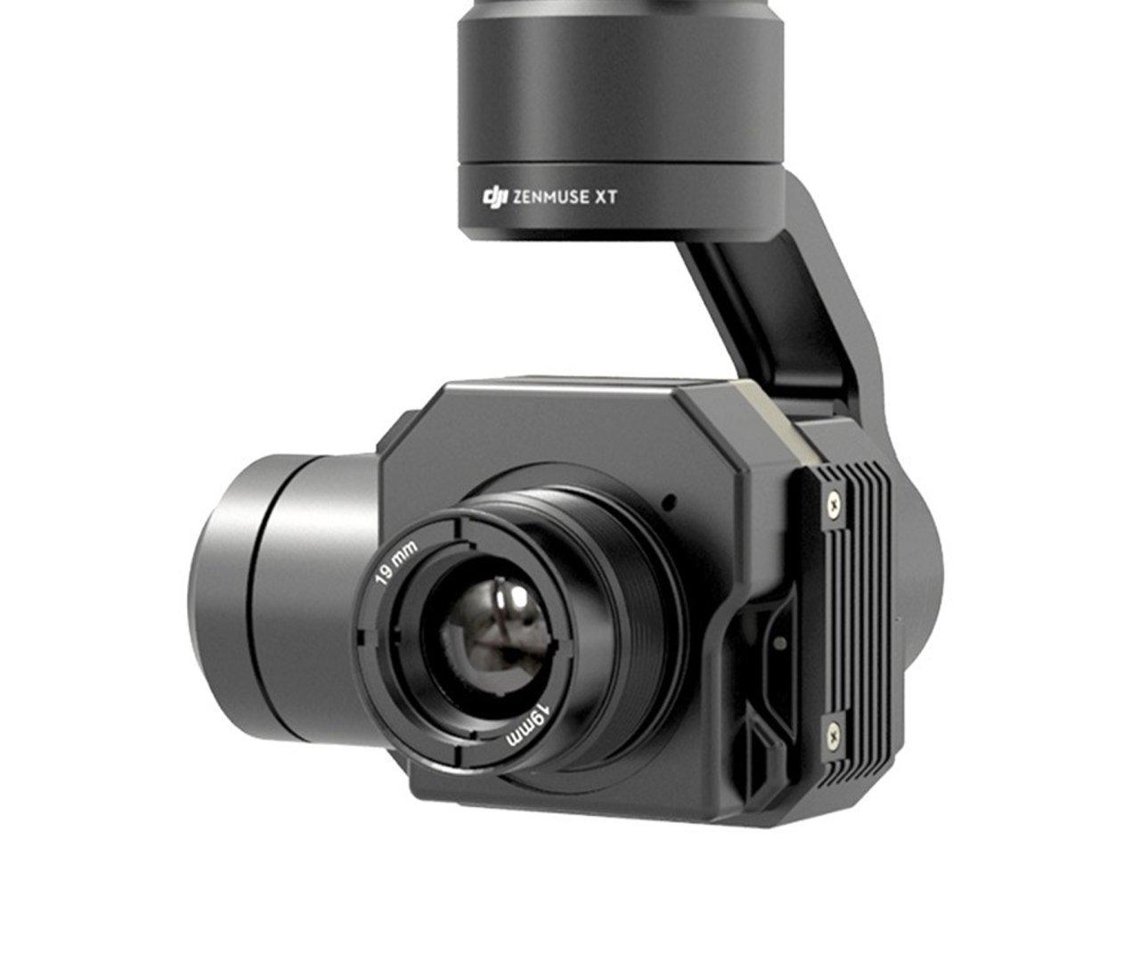Zenmuse XT | 30Hz 19MM Termal Kamera (ZXTA19FP V2)